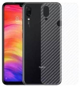 APYLOOK Mobile Back Skin for Xiaomi mi note 7s Transparent
