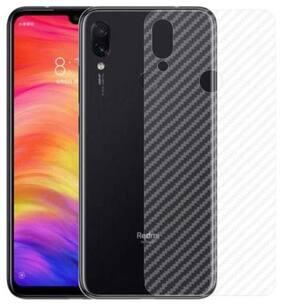 APYLOOK Mobile Back Skin for Xiaomi mi note 7 pro Transparent