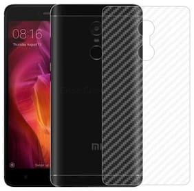 APYLOOK Mobile Back Skin for Xiaomi MI NOTE 4 Transparent