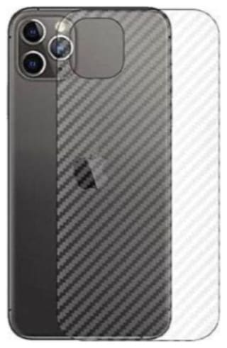 APYLOOK Mobile Back Skin for Apple iPhone 11 PRO MAX 6.5 inches Transparent