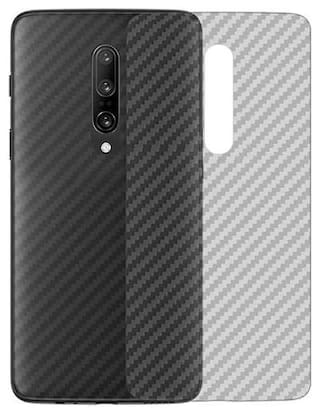 APYLOOK Mobile Back Skin for One Plus 7 Pro Transparent