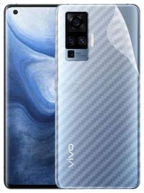 APYLOOK Mobile Back Skin for Vivo X50 Pro Transparent