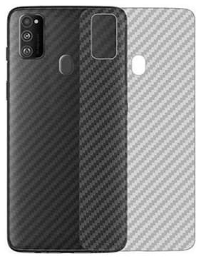 APYLOOK Mobile Back Skin for Samsung Galaxy M21 Transparent