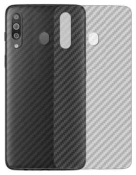 APYLOOK Mobile Back Skin for Samsung Galaxy A20s Transparent