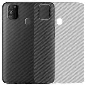 APYLOOK Mobile Back Skin for Samsung Galaxy M30s Transparent