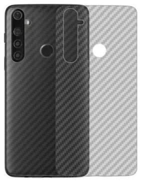APYLOOK Mobile Back Skin for Realme 5S Transparent