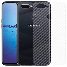 APYLOOK Mobile Back Skin for Oppo REALME 2 Pro Transparent