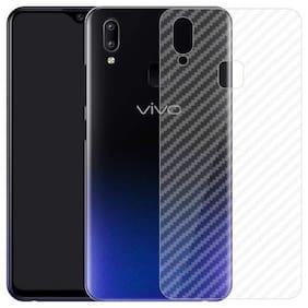 APYLOOK Mobile Back Skin for Vivo Y95 Transparent