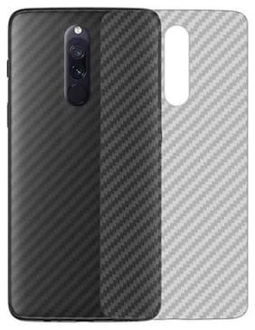 APYLOOK Mobile Back Skin for Xiaomi Redmi 8 Transparent