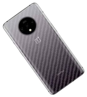APYLOOK Mobile Back Skin for One Plus 7t Transparent