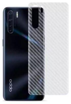 APYLOOK Mobile Back Skin for Oppo RENO 3 Transparent