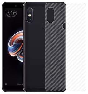 APYLOOK Mobile Back Skin for Xiaomi MI NOTE 5 Pro Transparent