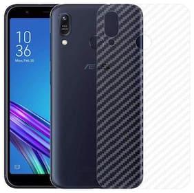 APYLOOK Mobile Back Skin for Asus ZENFONE MAX M1 Transparent