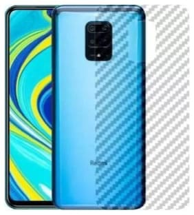 APYLOOK Mobile Back Skin for Redmi NOTE 9 PRO Transparent