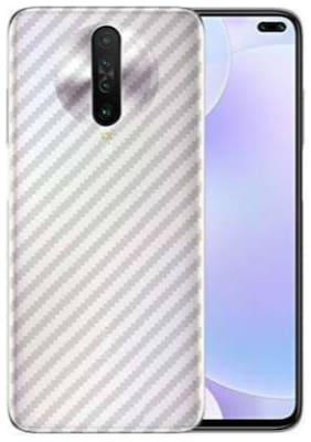 APYLOOK Mobile Back Skin for Redmi K30 Transparent