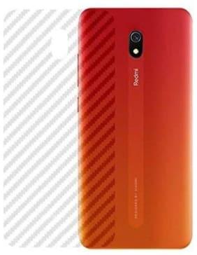 APYLOOK Mobile Back Skin for Redmi 8A DUAL Transparent