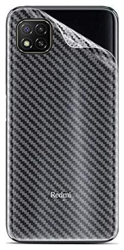 APYLOOK Mobile Back Skin for Redmi 9 Transparent