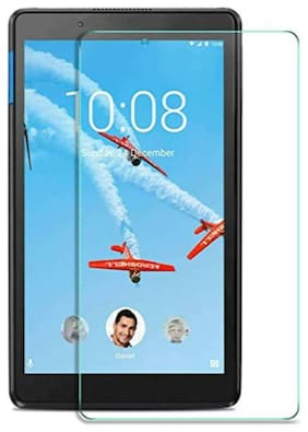 Apylook Tab Tempered Glass For Lenovo Tab E8 Transparent