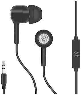 ARU AEP-10 In-Ear Wired Headphone ( Black )