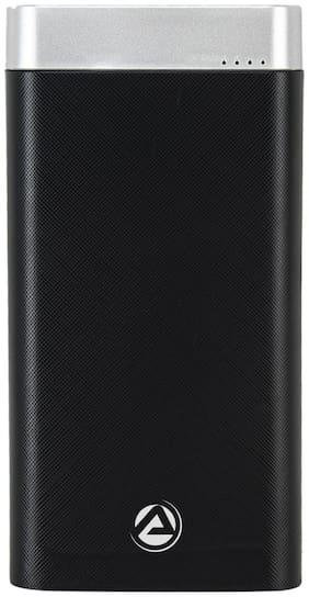 ARU 20000 mAh Power Bank - Black