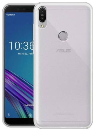 Asus Zenfone Max Pro M1 Transprint mobile back cover