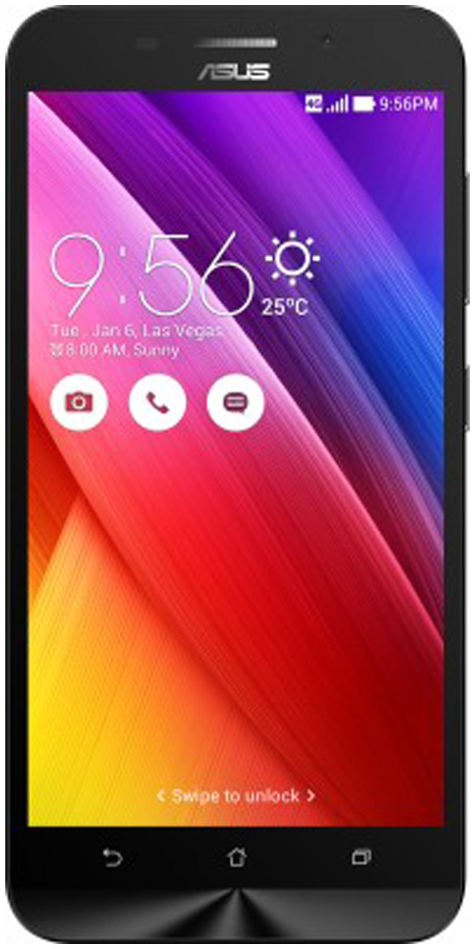 Asus Zenfone Max  16 GB  Black