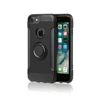 AT&T Mobile Ring Holder Case Cover for Iphone7/iPhone 8 (Black)(RPC1)