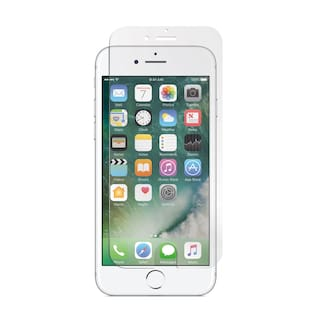 AT&T Edge To Edge Tempered Glass For Apple Iphone 7 & Apple Iphone 8