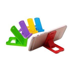 AVYUKTA Fiber Table Stand Mobile Holder