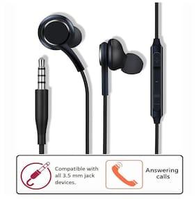 AZANIA AKG1 DESIGN In-Ear Wired Headphone ( Black )