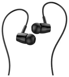 AZANIA L-29 In-Ear Wired Headphone ( Black )