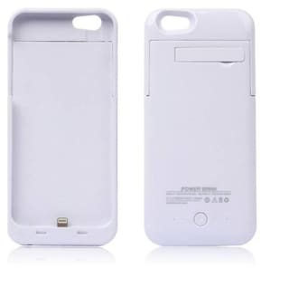 Back Cover cum CHARGING CASE 2200 mah for IPHONE 5/5S