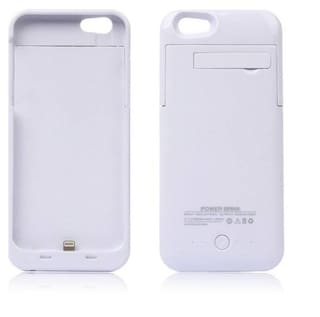 Back Cover cum CHARGING CASE 2200 mah for IPHONE 6/6S