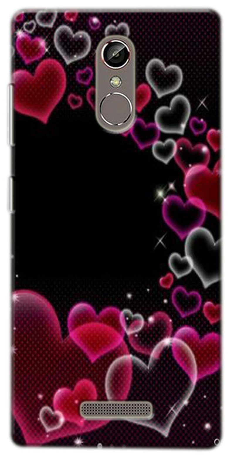 Back Cover for Mi Redmi Note 3, Xiaomi Redmi Note 3 Pro, Xiaomi Redmi Note 3 BY NAV by NAV Collections