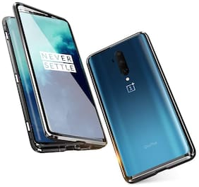 OnePlus 7T Pro Polycarbonate Back Cover By BACKLUND ( Black )
