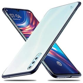 ACCESORIES LEGACY Plastic & Polycarbonate Back Cover & Flip Cover For Vivo S1 ( Blue )