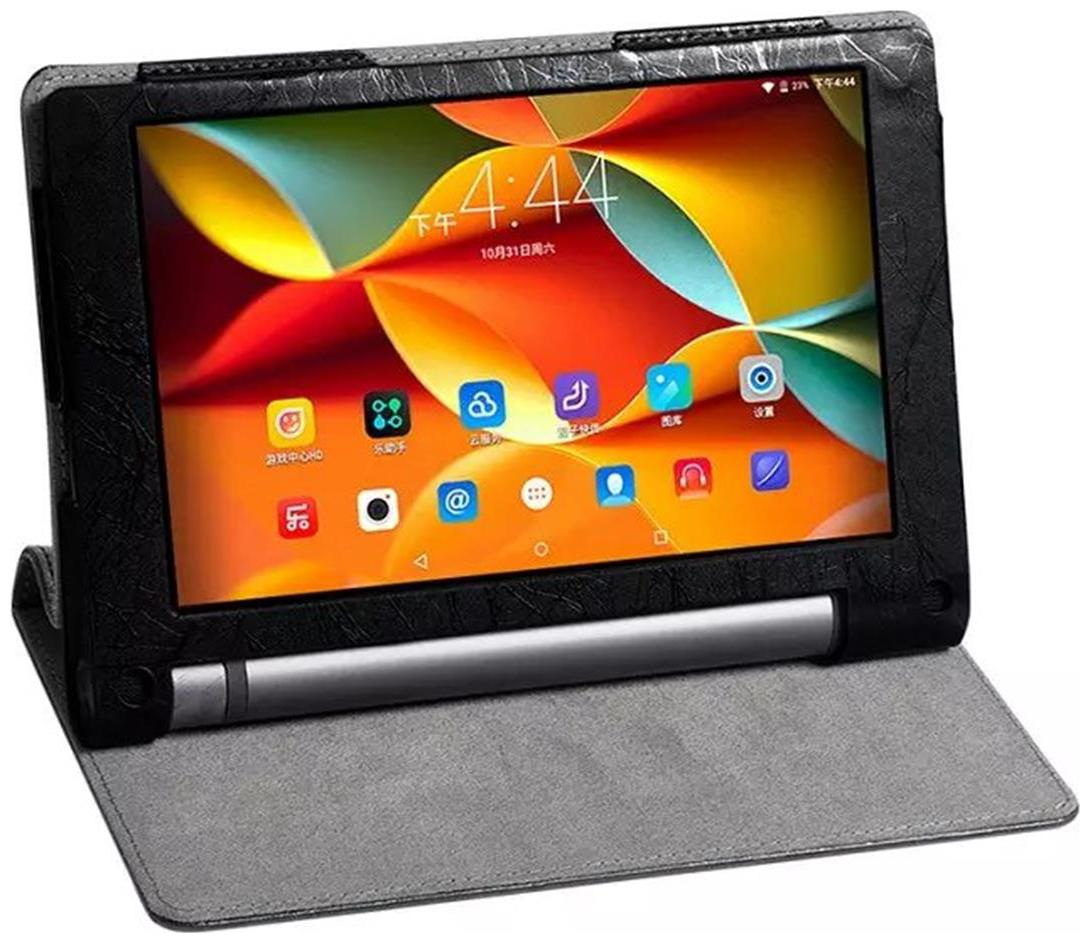 Besdeals Flip Cover For Lenovo Yoga Tab 3 8 850F/L/M  Black