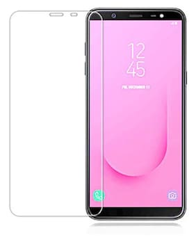 Best Selling  J8  6D Tempered Glass by Tempered Glasses Best Quality