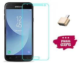 Best Selling Samsung Galaxy J2 Pro 6D Tempered Glass by Tempered Glasses Get a OTG Free