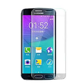 Best Selling Samsung Galaxy S6 Edge 6D Tempered Glass by Tempered Glasses Best Quality