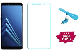 Best Selling Samsung Galaxy S9 Plus 6D Tempered Glass by Tempered Glasses Get a Fan Free