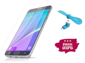 Best Selling Samsung Galaxy Note 5 6D Tempered Glass by Tempered Glasses Get a Fan Free