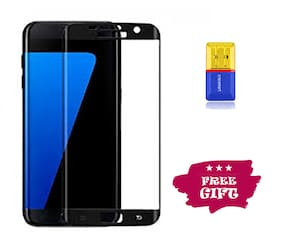 TEMPERED GLASSES Edge To Edge Tempered Glass For Samsung Galaxy S7 Edge
