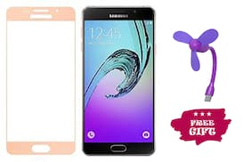 TEMPERED GLASSES Screen Guard For Samsung Galaxy A7 2016 Edition