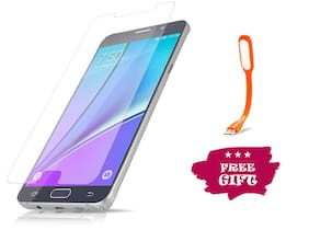 Best Selling Samsung Galaxy Note 5 6D Tempered Glass by Tempered Glasses Get a Light Free