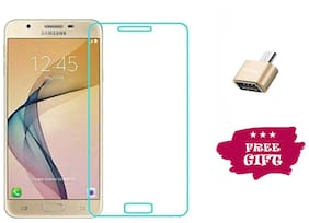 Best Selling Samsung Galaxy J7 Prime 2 6D Tempered Glass by Tempered Glasses Get a OTG Free