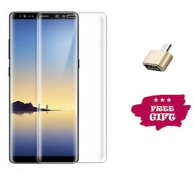 TEMPERED GLASSES Edge To Edge Tempered Glass For Samsung Galaxy Note 9