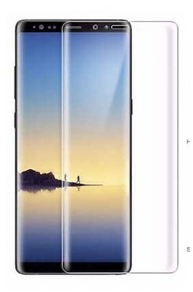 TEMPERED GLASSES Tempered Glass For Samsung Galaxy Note 9