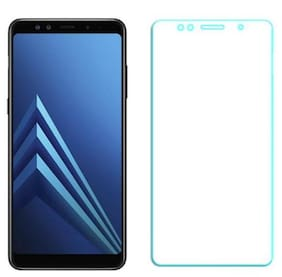 Best Selling Samsung Galaxy A8 Plus 6D Tempered Glass by Tempered Glasses Best Quality