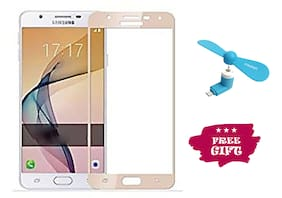 TEMPERED GLASSES Impossible Screen Guard For Samsung Galaxy J7 Nxt